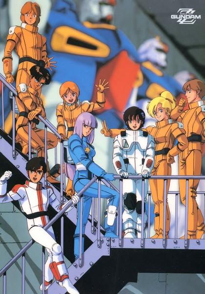 Elle Vianno (Vianno Elle) - Mobile Suit Gundam