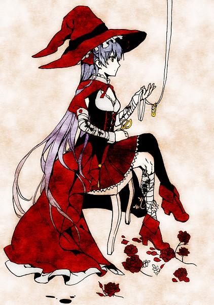 Tags: Anime, Fancybetty, Majo no Ie, Ellen (Majo no Ie), Mobile Wallpaper