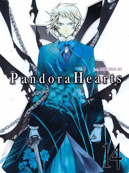 Elliot Nightray - Pandora Hearts