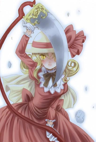Tags: Anime, Pixiv Id 11922007, Touhou, Elly, Fanart, PC-98 Touhou Era