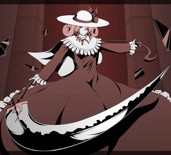Tags: Anime, Serene Gusarme, Touhou, Elly, PC-98 Touhou Era