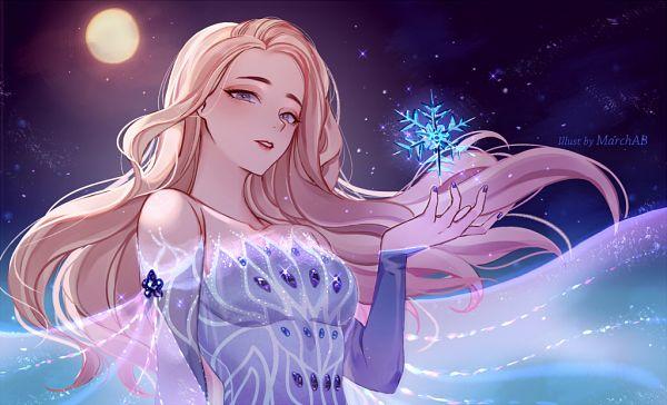 Elsa the Fifth Spirit - Elsa the Snow Queen