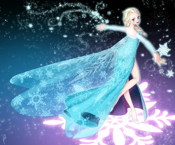 Tags: Anime, briska, Frozen (Disney), Elsa the Snow Queen, Fanart From Pixiv, Disney, Pixiv, Fanart