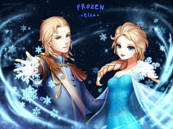 Tags: Anime, Pixiv Id 2497167, Frozen (Disney), Elsa the Snow Queen, Pixiv, Fanart, Fanart From Pixiv, Disney