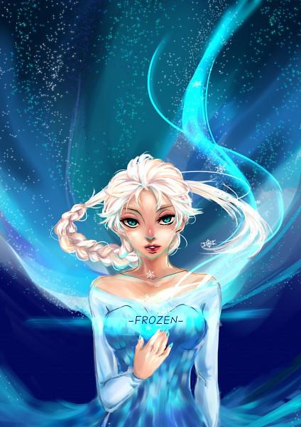 elsa the snow queen  frozen disney  image 1689301