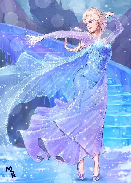 elsa the snow queen  frozen disney  image 2432014
