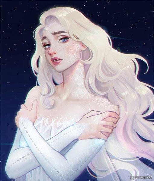 elsa the snow queen  frozen disney  image 2804410