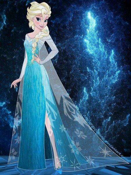elsa the snow queen  frozen disney  image 2824092