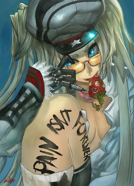 Tags: Anime, Elsevilla, deviantART, Pixiv, Original, Mobile Wallpaper