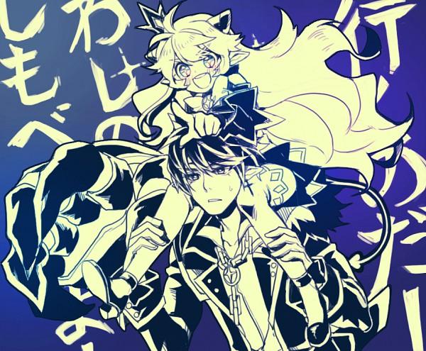 Tags: Anime, Pixiv Id 4509587, Elsword, Luciela