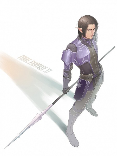 Elvaan - Final Fantasy XI