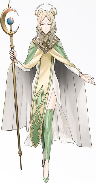 Emerina - Fire Emblem: Kakusei