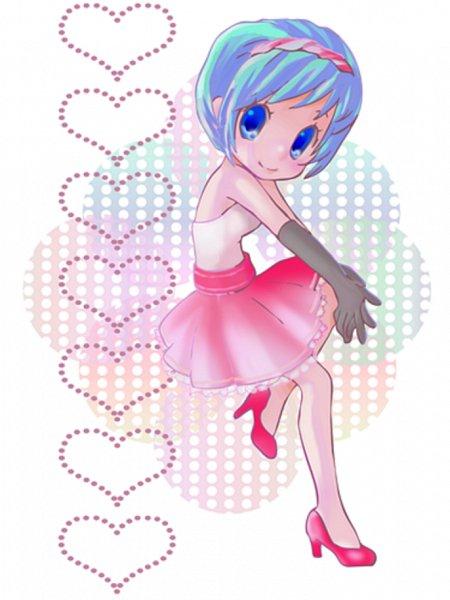 Tags: Anime, Dance Dance Revolution, Emi Toshiba