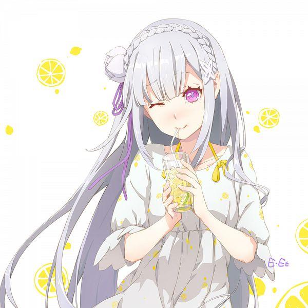 Tags: Anime, Shanpao, Re:Zero Kara Hajimeru Isekai Seikatsu, Emilia (Re:Zero)