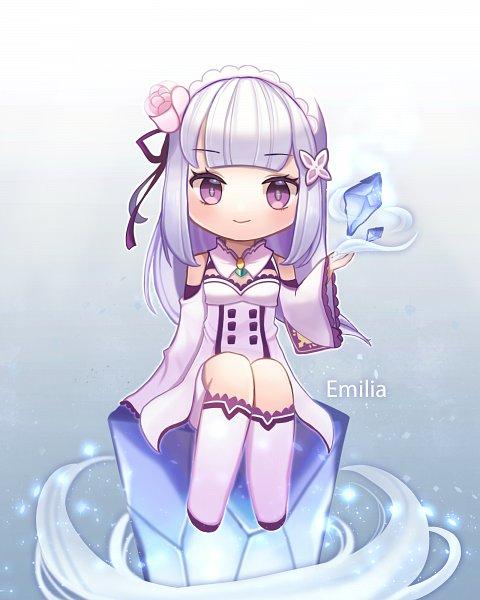 Tags: Anime, Pixiv Id 20776418, Re:Zero Kara Hajimeru Isekai Seikatsu, Emilia (Re:Zero)