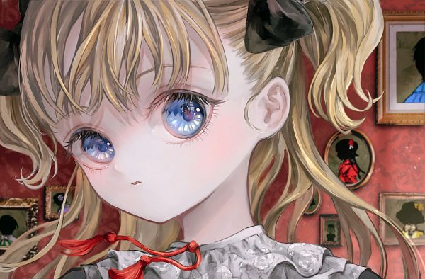 Tags: Anime, Pixiv Id 35184524, Shadows House, Emilico, Fanart, Facebook Cover, Fanart From Pixiv, Pixiv
