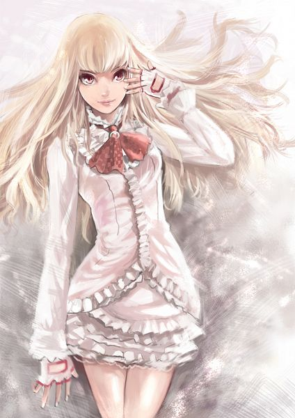 Tags: Anime, Ooi Choon Liang, Tekken, Emilie de Rochefort, Mobile Wallpaper, Original, Pixiv