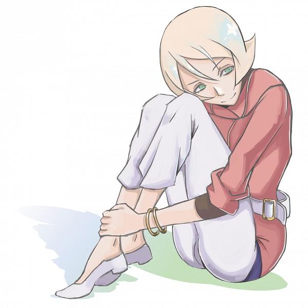 Emily Amonde - Kidou Senshi Gundam AGE