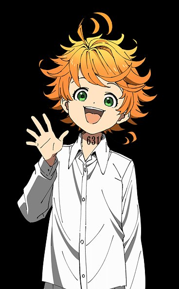 Emma (Yakusoku no Neverland) - Yakusoku no Neverland
