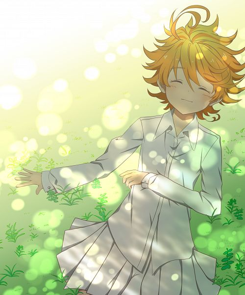 Tags: Anime, Pixiv Id 12725978, Yakusoku no Neverland, Emma (Yakusoku no Neverland), Fanart From Pixiv, Pixiv, Fanart