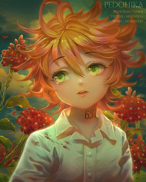 Tags: Anime, Hika-vns, Yakusoku no Neverland, Emma (Yakusoku no Neverland)