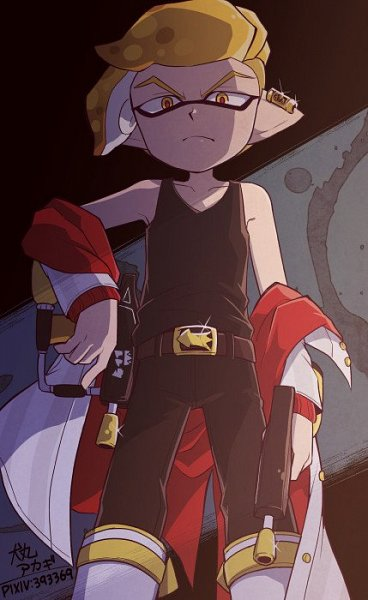 Emperor (Splatoon) - Splatoon (Manga)