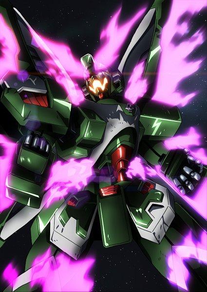 Tags: Anime, Tyuuboutyauyo, Mobile Suit Crossbone Gundam, Explosion, Ems-tc02 Phantom Gundam