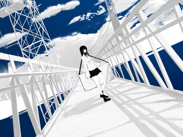 Tags: Anime, Emukami, Canvas, Original, Pixiv
