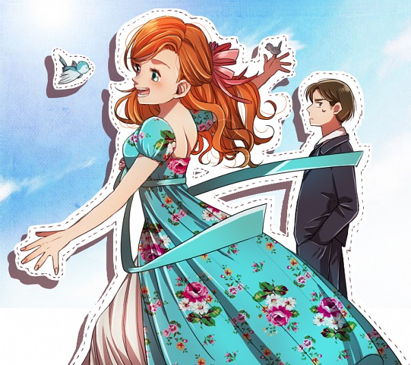Tags: Anime, Pixiv Id 1797133, Enchanted, Giselle, Robert Philip, Fanart From Pixiv, Pixiv, PNG Conversion, Fanart, Disney
