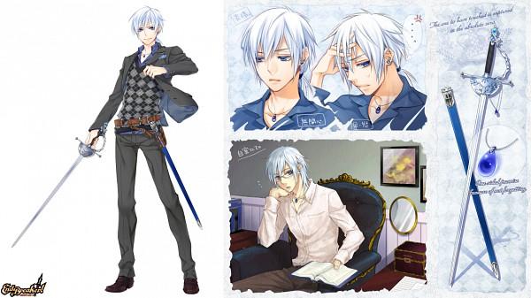 Tags: Anime, End Breaker!, Rapier, Facebook Cover