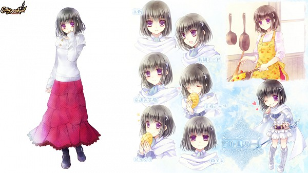 Tags: Anime, Mizuna Umi, End Breaker!, Character Sheet