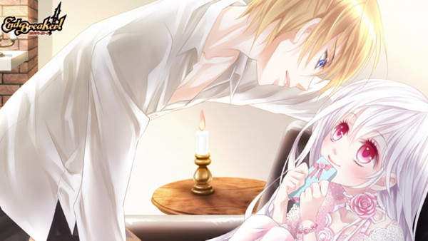 Tags: Anime, End Breaker!, Facebook Cover