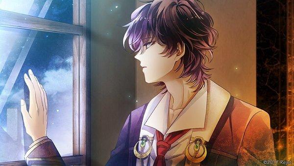 Tags: Anime, rain_drops-ame, Rejet, Usotsuki Shangri-La, Ende (Usotsuki Shangri-La), CG Art, Official Art