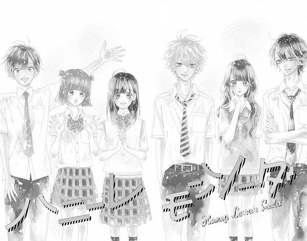 Endou Ayumi - Honey Lemon Soda