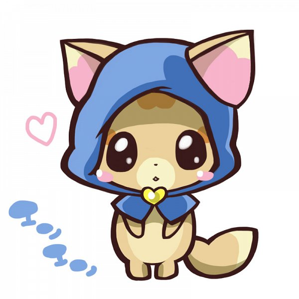 Tags: Anime, Pixiv Id 5543399, Precure All Stars, Enen, Blue Hoodie, Fanart From Pixiv, Pixiv, Fanart