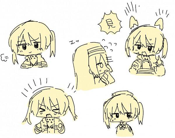 Tags: Anime, Pixiv Id 21291382, Enen no Shouboutai, Kotatsu Tamaki, Iris (Enen no Shouboutai), Oze Maki, Pixiv, Fire Force