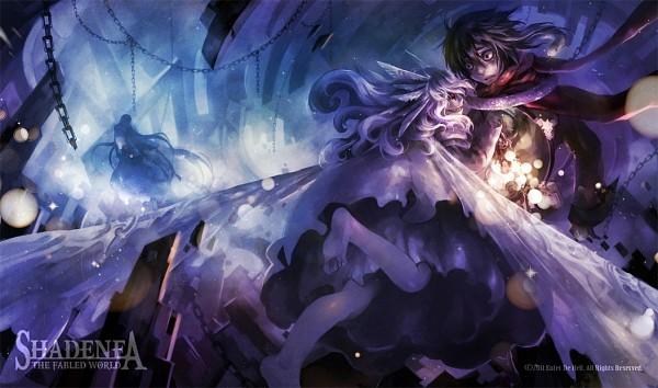 Tags: Anime, Enferdehell, Sulhouette, O O