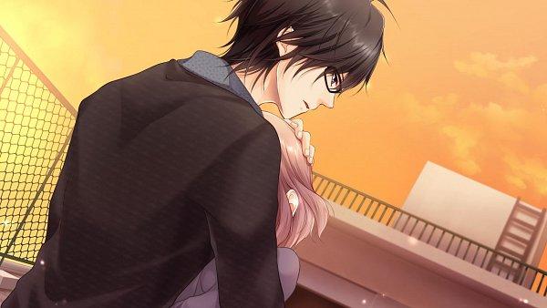 Tags: Anime, Gogo-chan, A'sRing, Enkan no Memoria, Hayami Riku, Katsuki Sayu (Enkan no Memoria), Official Art, CG Art