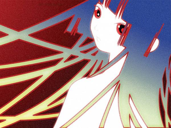 Tags: Anime, Jigoku Shoujo, Enma Ai, Wallpaper
