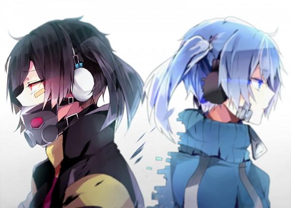 Tags: Anime, Pixiv Id 4359805, Kagerou Project, Enomoto Takane, Pixiv, Fanart, Fanart From Pixiv, PNG Conversion