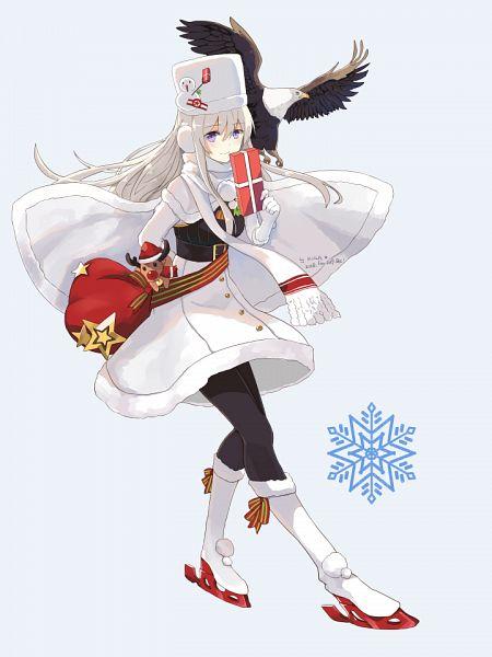 Tags: Anime, Pixiv Id 2168691, Azur Lane, Enterprise (Azur Lane), Reindeer Master