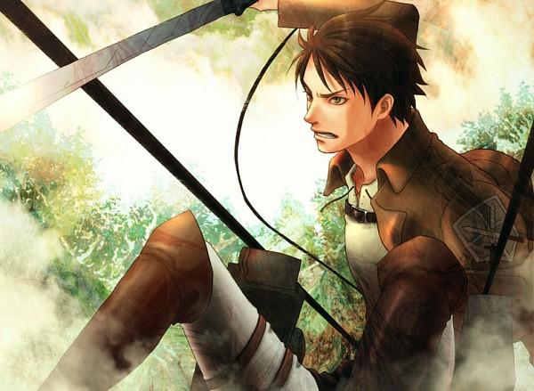 Tags: Anime, Pixiv Id 7082345, Attack on Titan, Eren Jaeger, Fanart From Pixiv, Pixiv, Fanart, Eren Yeager