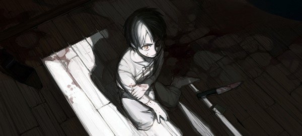 Tags: Anime, Pixiv Id 5901073, Attack on Titan, Eren Jaeger, Pixiv, Fanart, Fanart From Pixiv, Facebook Cover, Eren Yeager