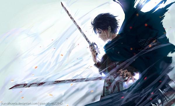 Tags: Anime, Yun-afezeria, Attack on Titan, Eren Jaeger, Eren Yeager