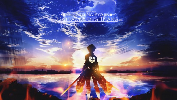 Tags: Anime, Attack on Titan, Eren Jaeger, Wallpaper, HD Wallpaper, Facebook Cover, Eren Yeager