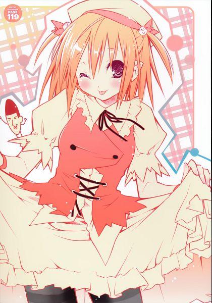 Tags: Anime, Eretto, Utsura Uraraka - Eretto Art Works -, Scan, Original