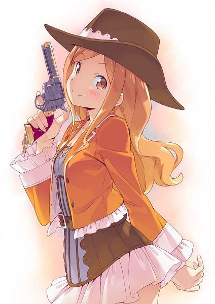 Tags: Anime, Kanzaki Hiro, f4samurai, Magia Record: Mahou Shoujo Madoka☆Magica Gaiden, Eri Aimi, Official Art