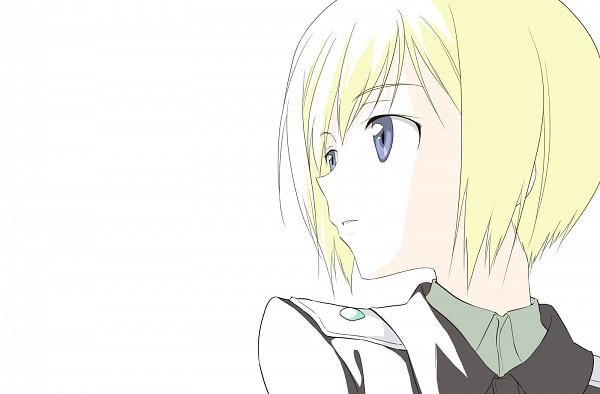 Tags: Anime, Agahari, Strike Witches, Erica Hartmann
