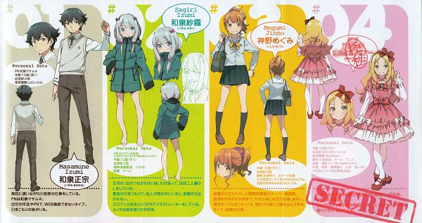 Eromanga Sensei (Ero Manga Sensei - My Little Sister And The Locked Room)