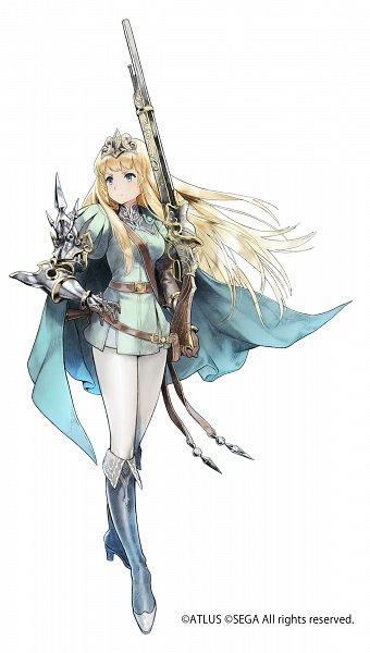 Tags: Anime, Atlus, Radiant Historia, Dare ga Tame no Alchemist, Eruca, Official Art